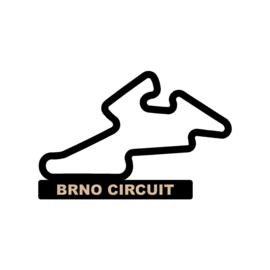 BRNO circuit op voet