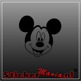 Mickey mouse 7 sticker