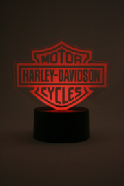 Harley davidson motor cycles led lamp