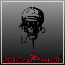 Skull 29 sticker