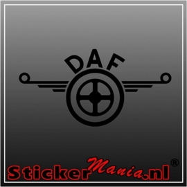 Daf 3 sticker