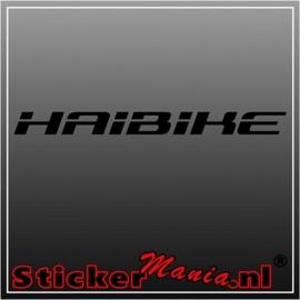 Haibike sticker
