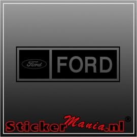 Ford 2 sticker