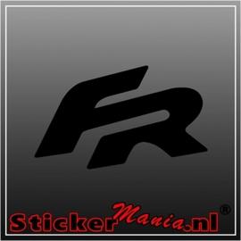 Seat FR sticker