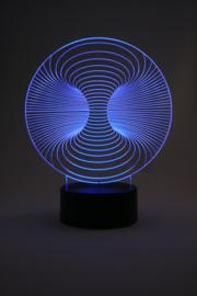 3D illusie led lamp