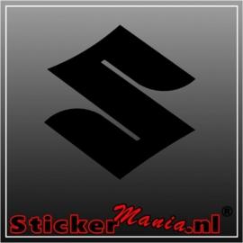 Suzuki logo sticker