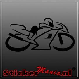 Motor 1 sticker