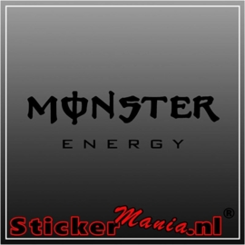 Monster energy 2 sticker