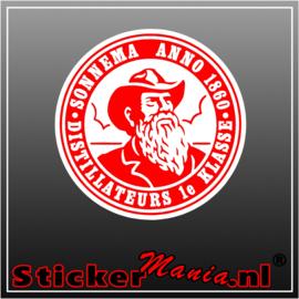 Sonnema logo full colour sticker