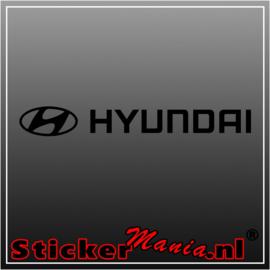 Hyundai 1 sticker