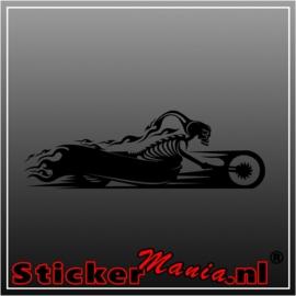 Motor 7 sticker