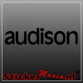 Audison sticker