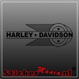 Harley Davidson 5 sticker