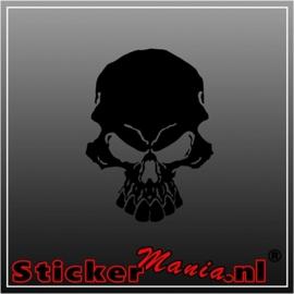 Skull 39 sticker