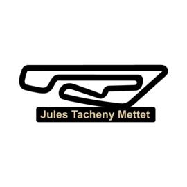 Jules Tacheny Mettet circuit op voet