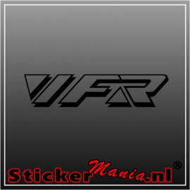 Honda VFR 2 sticker