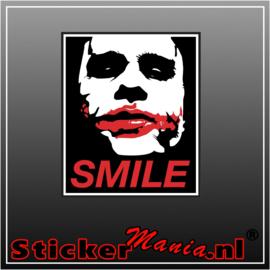 The Joker Full Colour sticker