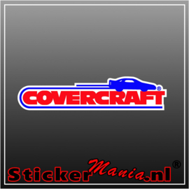 Covercraft Full Colour sticker