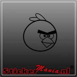 Angry birds red 2 sticker