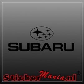 Subaru 1 sticker