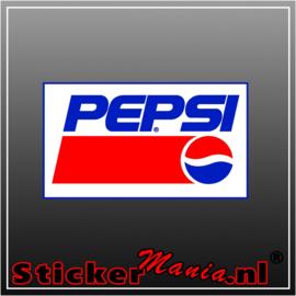 Pepsi Full Colour sticker