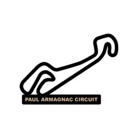 Paul armagnac circuit op voet