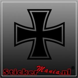 Iron cross 1 sticker