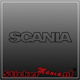 Scania 3 sticker