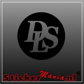 DLS sticker