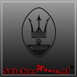 Maseratie 2 sticker