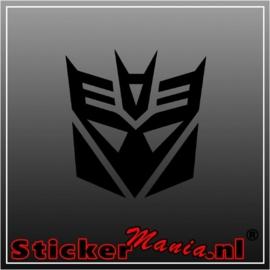 Transformers 2 sticker