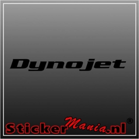 Dynojet sticker