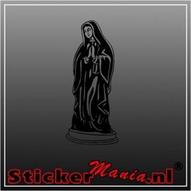 Maria sticker
