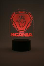 Scania led lamp
