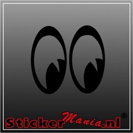 Eyes 2 sticker