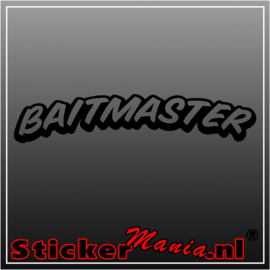 Baitmaster sticker