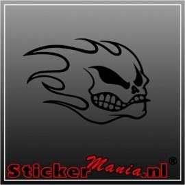 Skull 11 sticker