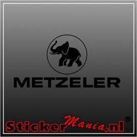 Metzeler sticker