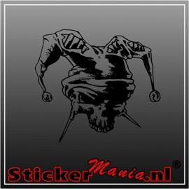 Skull 69 sticker