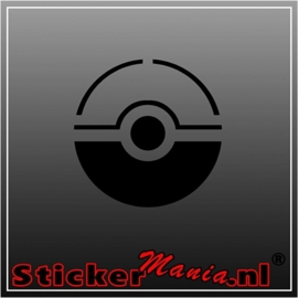 Pokebal sticker