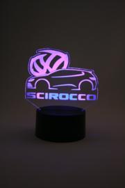 Volkswagen Scirocco led lamp