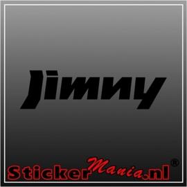 Suzuki jimny sticker