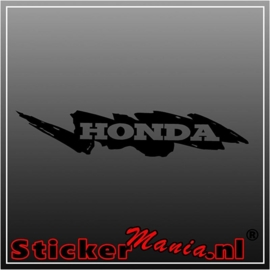Honda 4 sticker