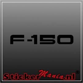 Ford F150 sticker