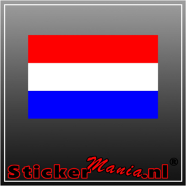Nederland Full Colour sticker