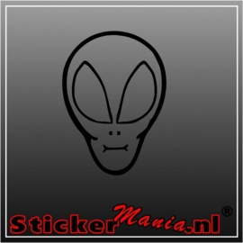 Alien 1 sticker
