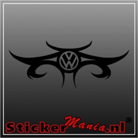 Tribal volkswagen 3 sticker