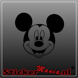 Mickey mouse 8 sticker