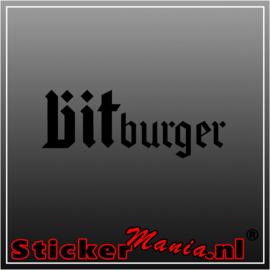 Bitburger sticker
