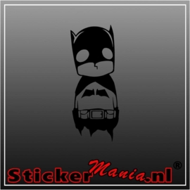 Batman kid sticker
